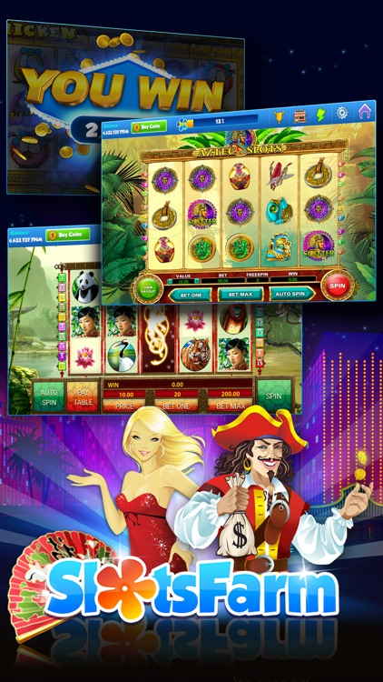 Slots Farm screenshot-4