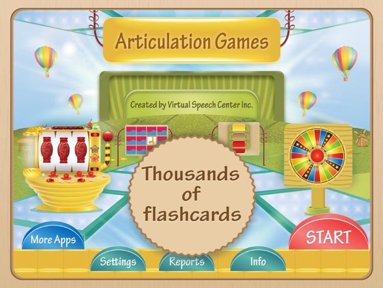 Articulation Games Lite screenshot-0