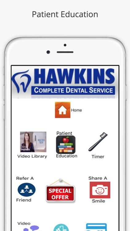 Hawkins Complete Dental Service