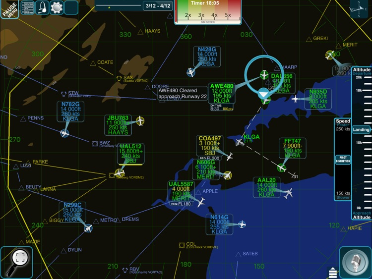 ATC Voice - Air Traffic Control Voice Recognition screenshot-3