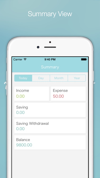 Daily Budgets screenshot-4