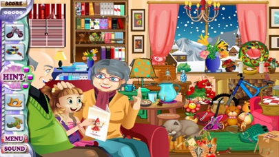 Christmas Little Merry & Santa