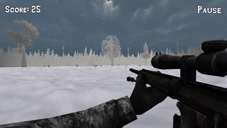 Sniper vs Zombies 3D screenshot-3