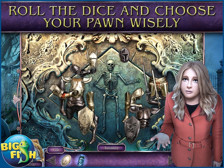Surface: Game of Gods HD - A Mystery Hidden Object Adventure
