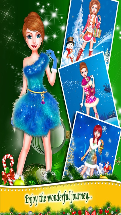 Christmas Princess Makeup Salon screenshot-4