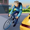 City Bike Messenger 3D - eXtreme Road Bicycle Street Racing Simulator Game FREE