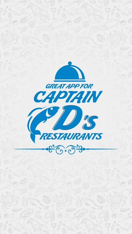 Great App for Captain D's Restaurants