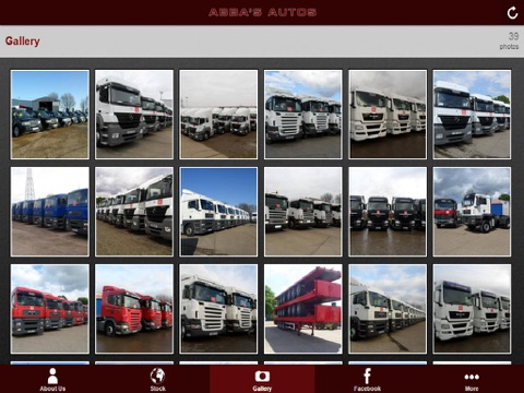 Abba's Autos Ltd-ipad-0