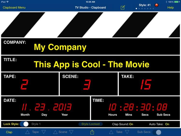 TV Studio screenshot-4
