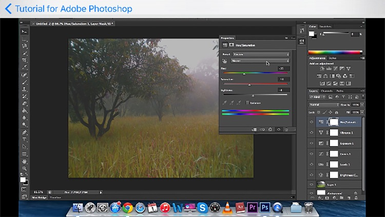 Tutorial for Adobe Photoshop screenshot-3