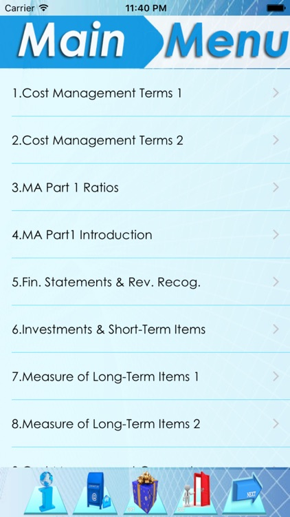 Management Accounting  Exam Review  Part 1: 1380 Study Notes & Quizzes screenshot-0