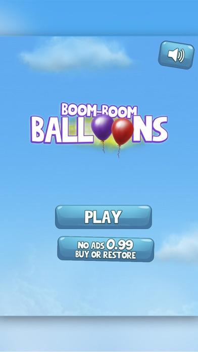 Boom-Boom Balloons screenshot one