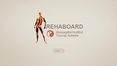 RehaBoardScreenshot von 1