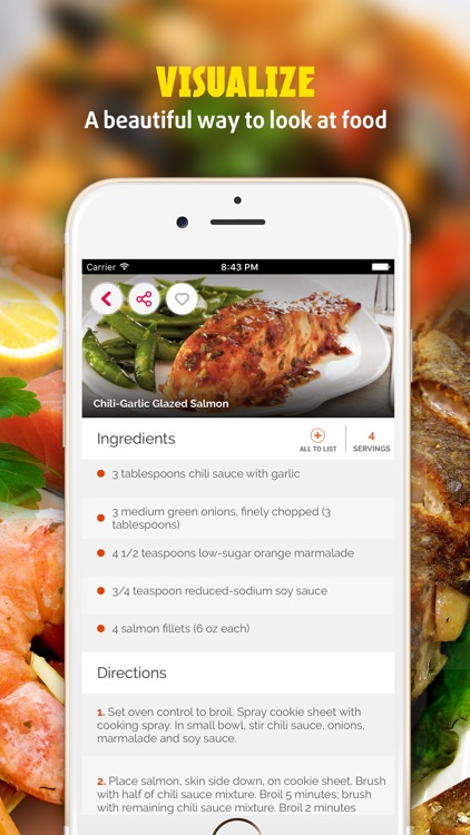 Fish and Seafood Recipes screenshot-1