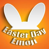 Happy Easter Emoji.s - Holiday Emoticon Sticker for Message  Greeting