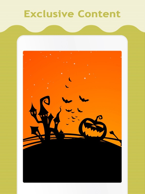 Halloween Wallpapers for iPad. screenshot-3