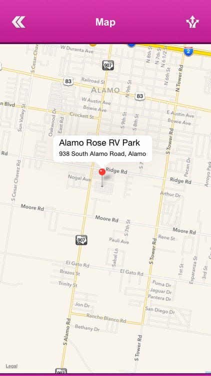 Texas Campgrounds & RV Parks screenshot-4