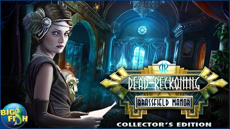 Dead Reckoning: Brassfield Manor - A Mystery Hidden Object Game  (Full) screenshot-4