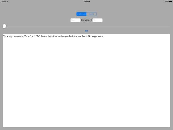 Screenshot #4 pour arc4rand()