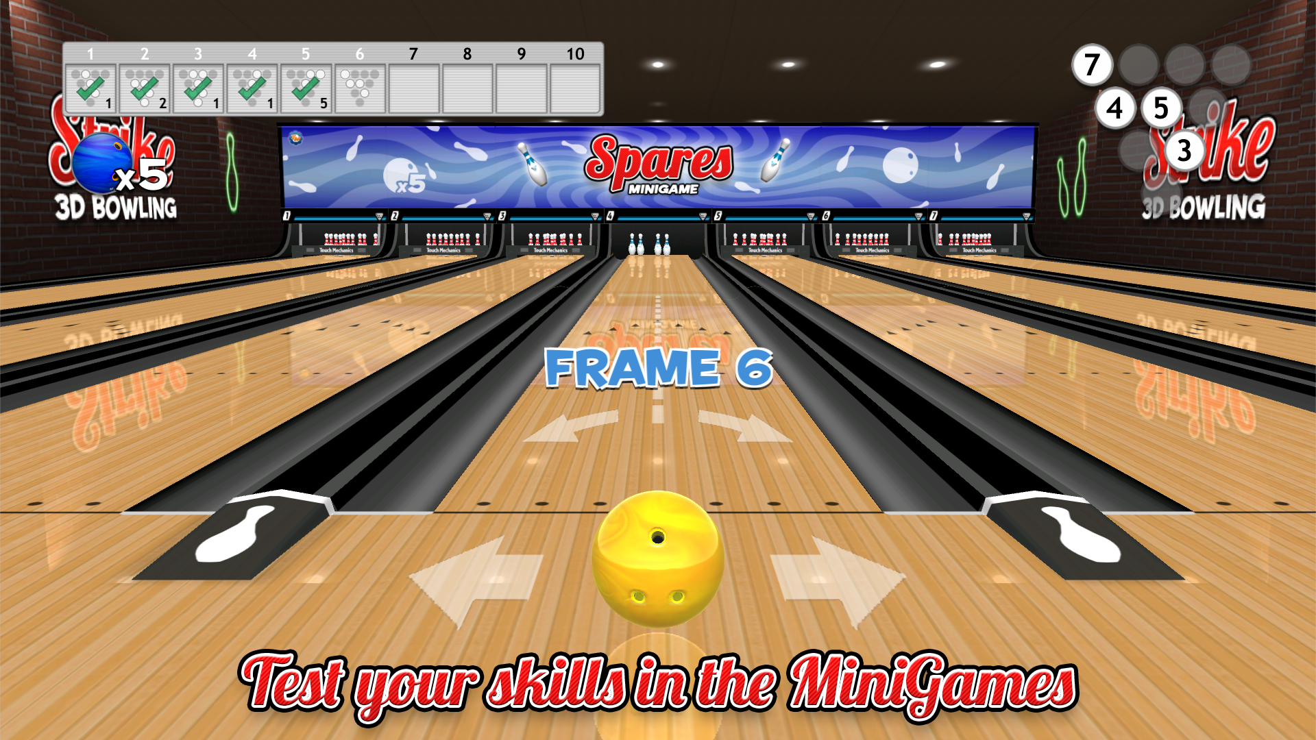 Strike! Ten Pin Bowling screenshot 14