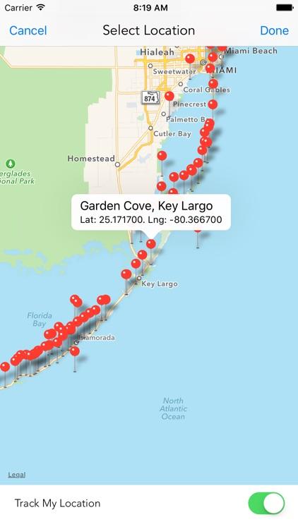 Florida Tide Times screenshot-3