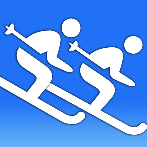 Ski With Friends - Hit the slopes with your friends! icon