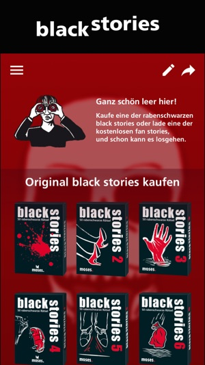 black stories im App Store