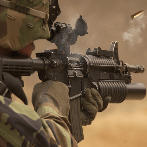 Modern Combat Real Battle Field iOS App