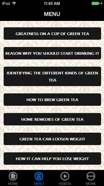 The Only Green Tea Resources You Will Ever Need screenshot-4
