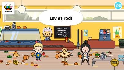 Screenshot for Toca Life: School in Denmark App Store