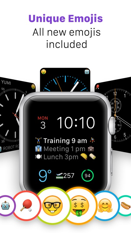 iFaces - Custom Themes and Faces for Apple Watch screenshot-3