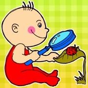 Quel est l'intrus? Jeux de développement pour bambins et enfants: les premiers mots et images