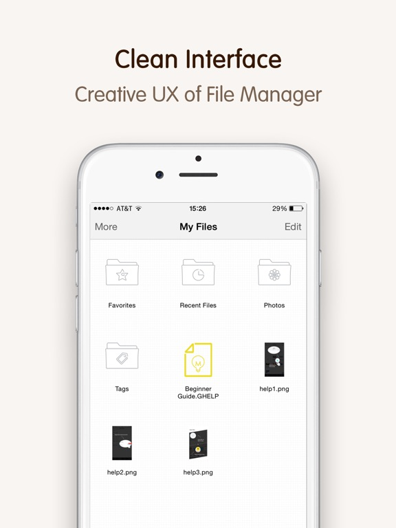 File Expert – A file manager knows you best Screenshots
