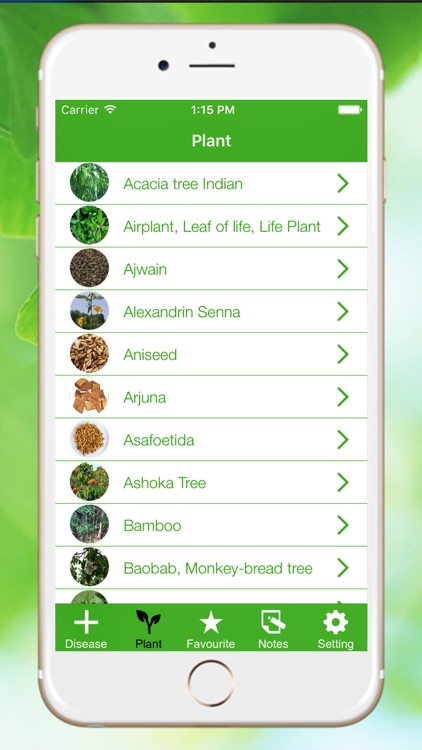 Ref Guide for Medicinal Plants & Ayurvedic Herbs Free