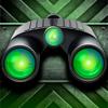 Victoria Muntean - 夜間視力 秘密フォルダで赤外線撮影+真の低光ナイトモード アートワーク