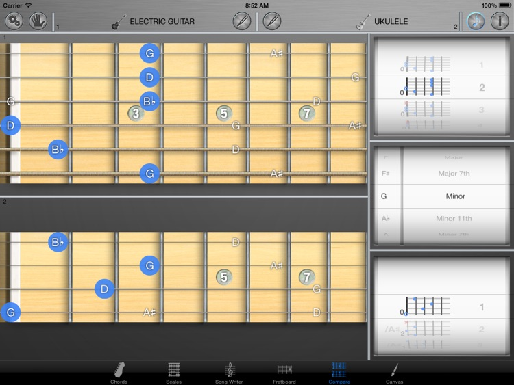 StringMaster Fretlight Edition screenshot-3