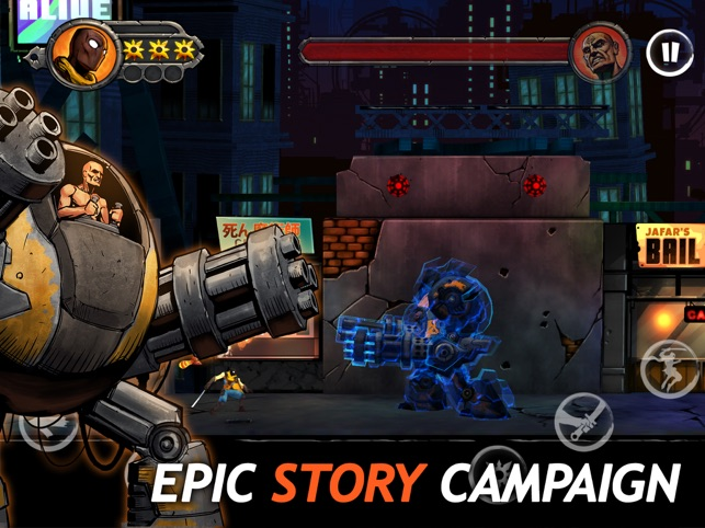 Shadow Blade: Reload Screenshot