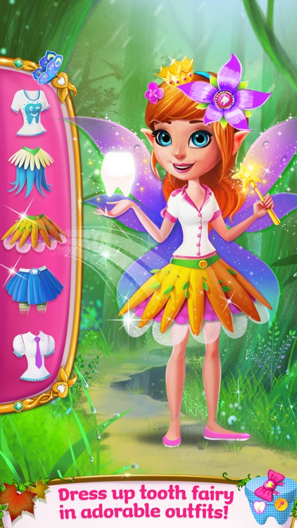 Tooth Fairy Princess Adventure screenshot-1