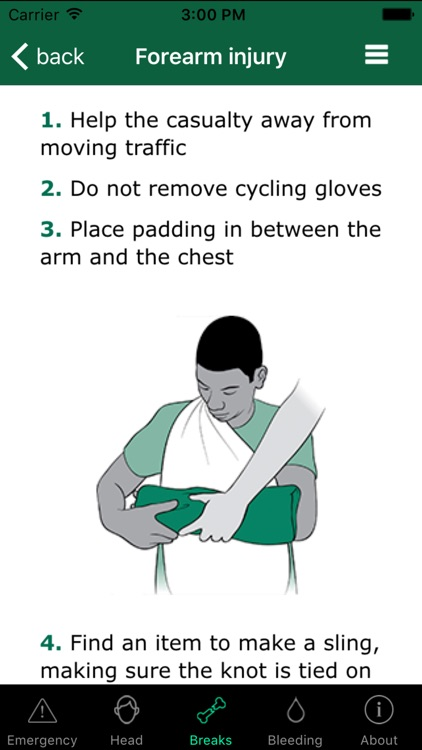 First Aid For Cyclists screenshot-3