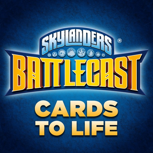 Skylanders Battlecast Cards to Life icon