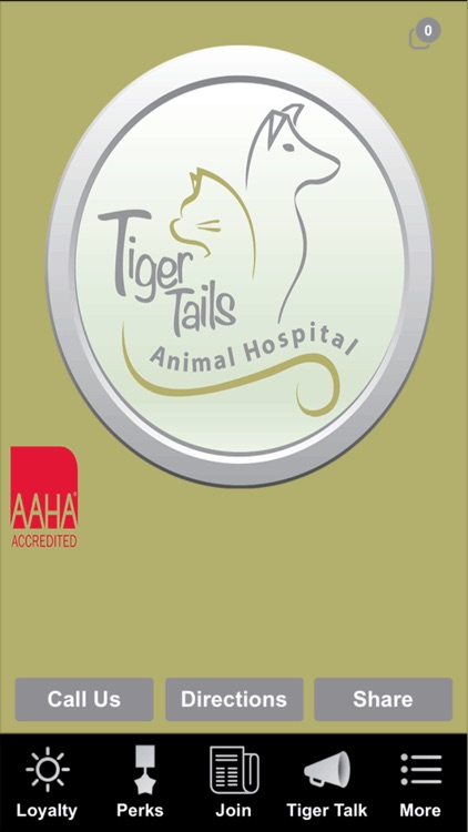 Tigertails Animal Hospital
