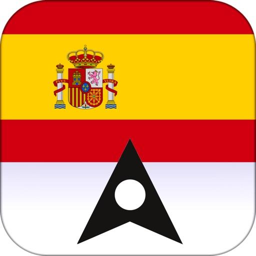 Spain Offline Maps & Offline Navigation