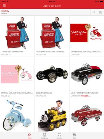 Jacks Toy Store App Price Drops