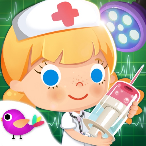 Candys Hospital - Kids Educational Games