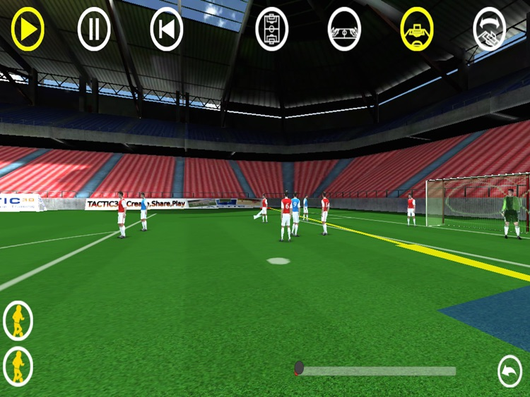 Football3D Coach Pro screenshot-3