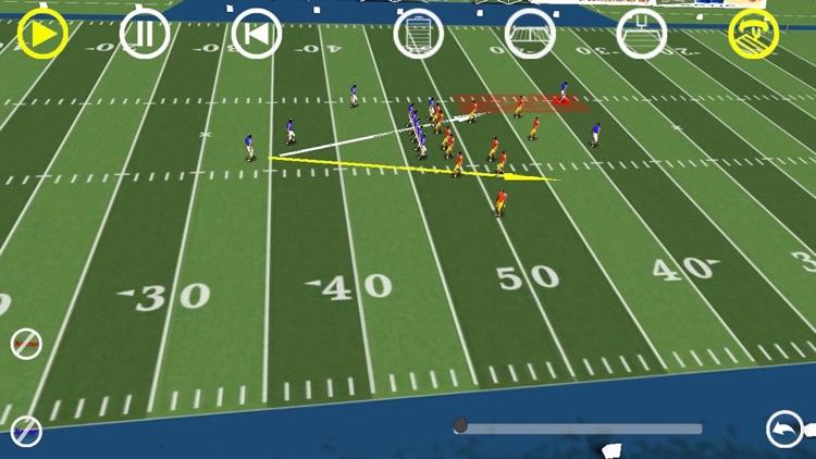 US Football 3D Playbook screenshot-3