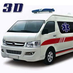 Ambulance Driver parking mania 3d Simulator game