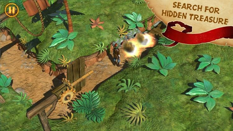 Captain Sabertooth and the Treasure of Lama Rama screenshot-4