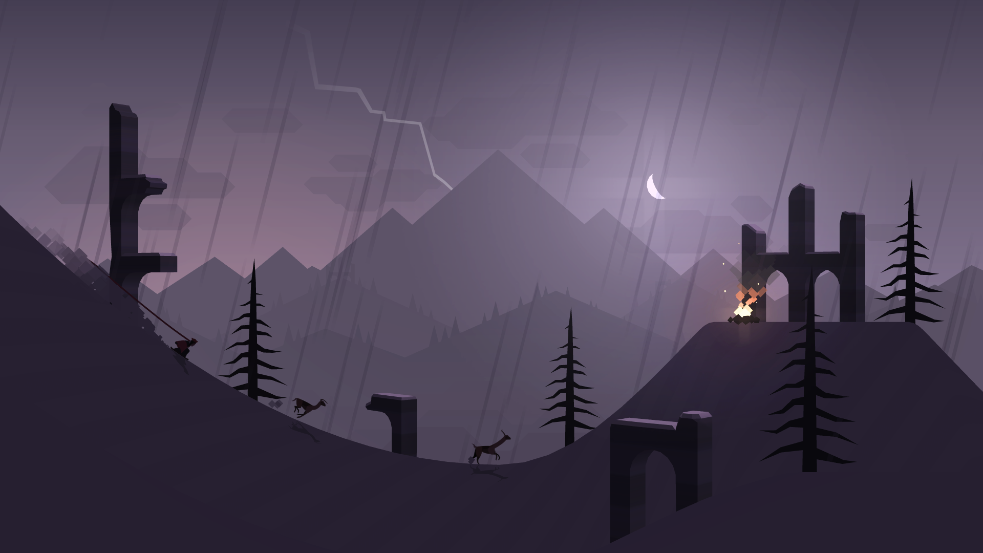 Alto's Adventure screenshot 15
