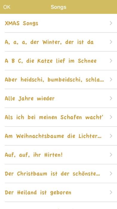 German Christmas Carols - Music, Music Sheet & Coloring Templates for Xmas screenshot four